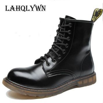 Fashionable Ankle Boots / Men High Ankle Boots