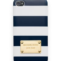 MICHAEL Michael Kors  Striped iPhone®5  Cover - Michael Kors