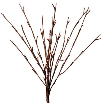 60-Light Willow Branch, Lighting Accessories