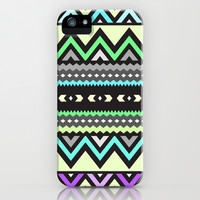 Mix #478 iPhone & iPod Case by Ornaart