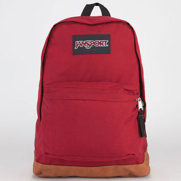 Jansport Clarkson Backpack Viking Red One Size For Men 19617433701