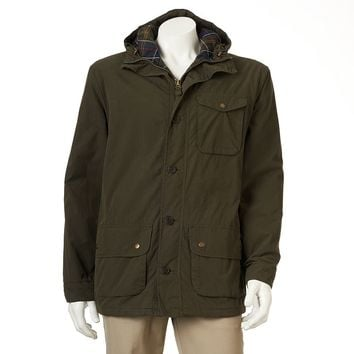 Field & Stream Hooded Jacket - Men