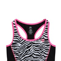 Animal Print Racerback Sports Bra | Sports Bras | Bras | Shop Justice