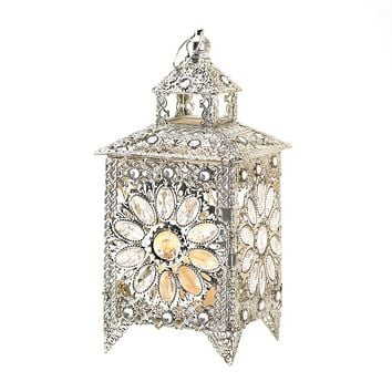 Royal Jewels Candle Lantern