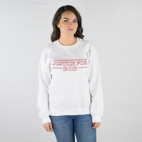 Justice For Bob Stranger Things Sweatshirt