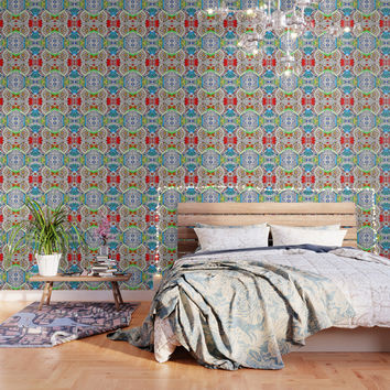 STAINED Wallpaper by duckyb