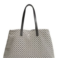 Women's Maison Scotch Canvas Beach Tote