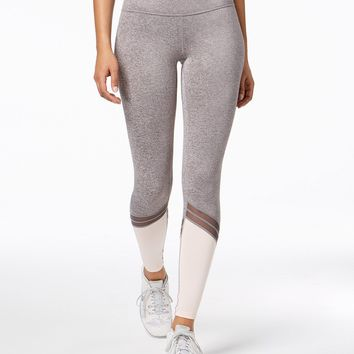 Ideology Colorblocked Leggings, Created for Macy's