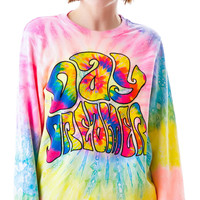 UNIF Daydreamer Sweatshirt Multi