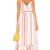 BB Dakota JACK by BB Dakota Luciana Dress in Cloud White