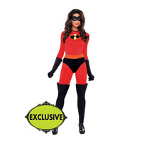 Womens Superhero Costumes - Adult Superhero Costumes - Party City