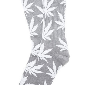 The Plantlife Socks in Grey & White [SOLD OUT]