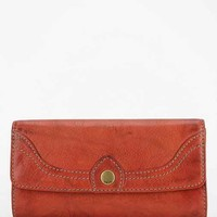Frye Large Campus Wallet- Red One
