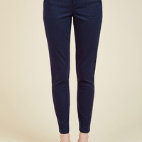 Spokane of Which Pants in Navy | Mod Retro Vintage Jackets | ModCloth.com