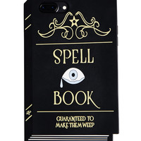 Spell Book 3D iPhone 7+ Case