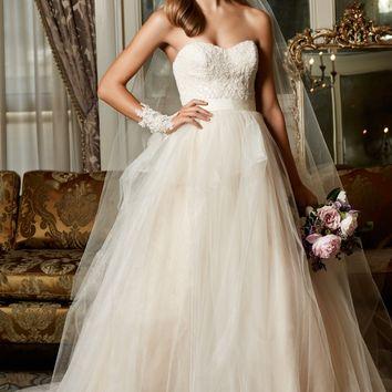 Wtoo by Watters Wedding Dress 13620 Paige