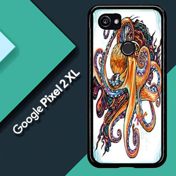 Octopus Ink V1619 Google Pixel 2 XL Custom Case