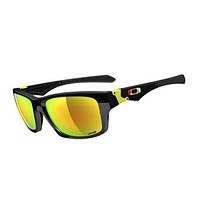 New Official VR46 Oakley Jupiter Squared Sunglasses