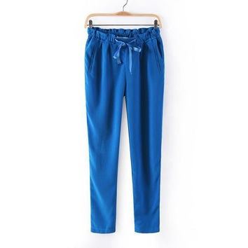 Casual Pants [5013238340]