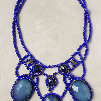 Blue Abundance Necklace