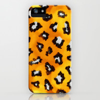 Fur XXI iPhone & iPod Case by Rain Carnival