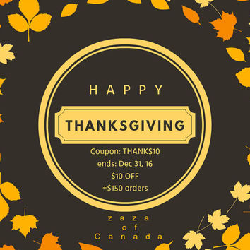 Happy thanksgiving | coupon | coupon code | couponcode | etsyonsale