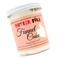 FUNNEL CAKE Whipped Body Soap Fluff