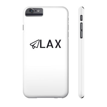 LAX Phone Case