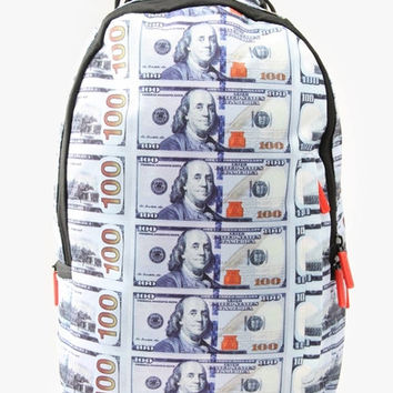 SPRAYGROUND NEW MONEY BACKPACK