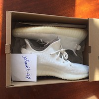 YEEZY BOOST 350 V2 CREAM SIZE 13 [PRE-OWNED]