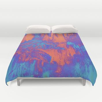 acidwash Duvet Cover by DuckyB