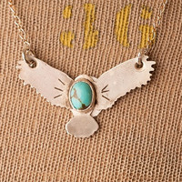 Small Thunderbird Necklace