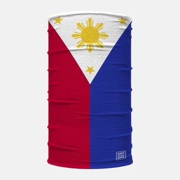 Phillippines Flag Neck Gaiter