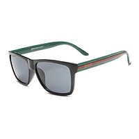 Retro GUCCI Sunglasses with Gift Box