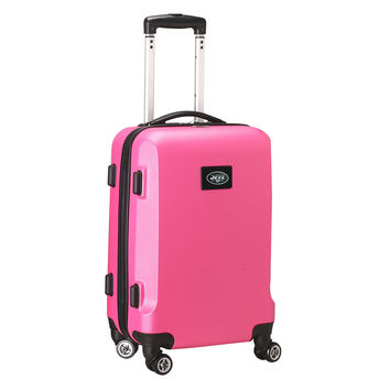 New York Jets  20'' Hardcase Luggage Carry-on Spinner-Pink