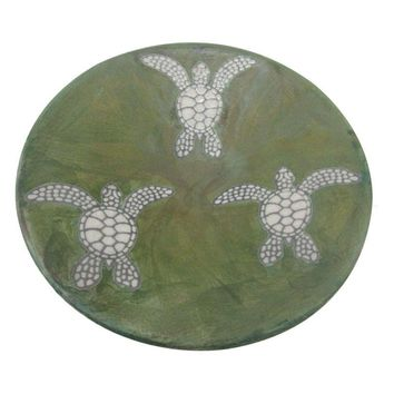 Pre-owned Hawaiian Turtle Bowl by Ben Diller