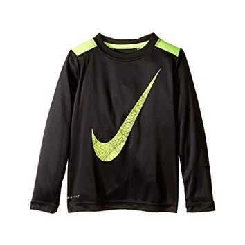 Nike Kids Legacy GFX Long Sleeve Top (Toddler)