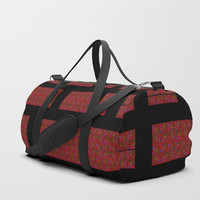 Circular 17 Duffle Bag by Zia