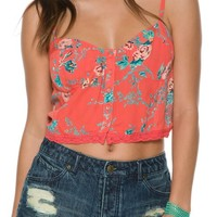 BILLABONG DREAM ESCAPE BUSTIER TANK