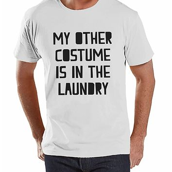 7 ate 9 Apparel Men's Funny Halloween Costume T-shirt