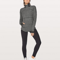 Base Runner 1/2 Zip | Women's Long Sleeves Running Tops | lululemon athletica