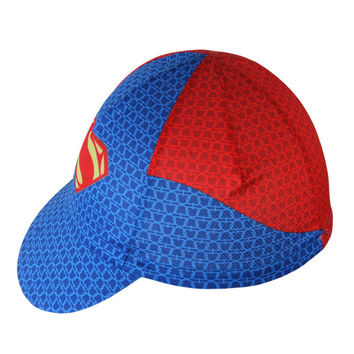 Superman Outdoors Bicyclex Hats [6581666695]