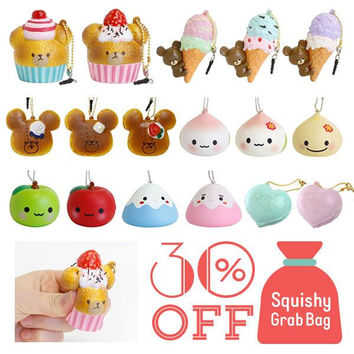 30% OFF Squishy Grab Bag (17 Squishies Set)