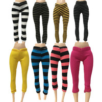 Handmade Bottoms Pants Trousers For Barbie Doll Clothes Fashion Outfit For 1 6 Dolls