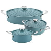 Rachael Ray Cucina 6 Piece Non-Stick Cookware Set