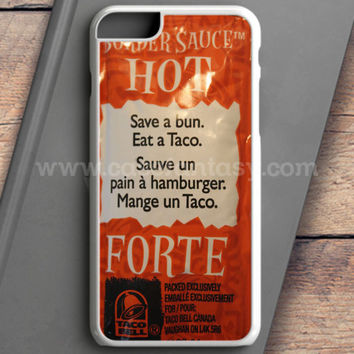 Taco Bell Packets iPhone 6S Plus Case | casefantasy