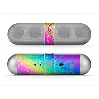 The Neon Color Fushion V2 Skin for the Beats by Dre Pill Bluetooth Speaker