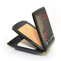 Makeup Face Pressed Powder Professional 2 Color Concealing Contouring Palette Foundation Base