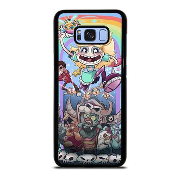DISNEY STAR VS THE FORCE OF EVIL Samsung Galaxy S8 Plus Case Cover