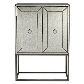 Harper Bar Cabinet | Stock the Bar | 2017 Entertaining Guide | Z Gallerie